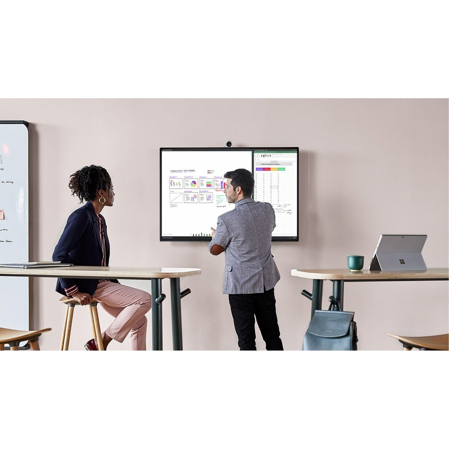 "Microsoft Surface Hub 2S All-in-One Computer - 8 GB RAM - 128 GB SSD - 85"" - Desktop_subImage_17"