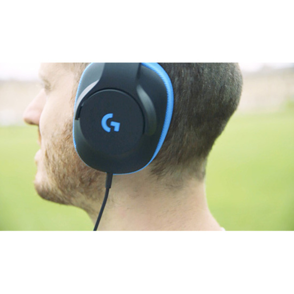 Logitech G433 7.1 Wired Surround Gaming Headset_subImage_19