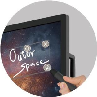 "BenQ RP7502 75"" LCD Touchscreen Monitor - 16:9 - 8 ms_subImage_21"