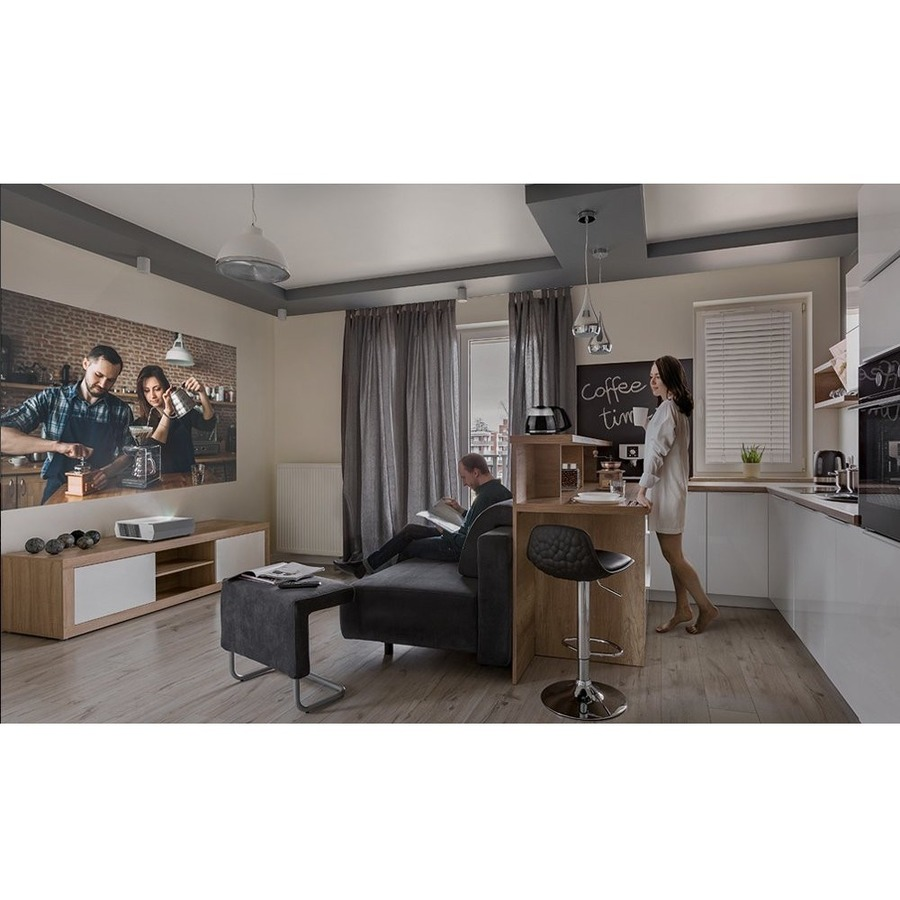 Optoma CINEMAX-P2 3D Ready Ultra Short Throw Laser Projector - 16:9_subImage_20