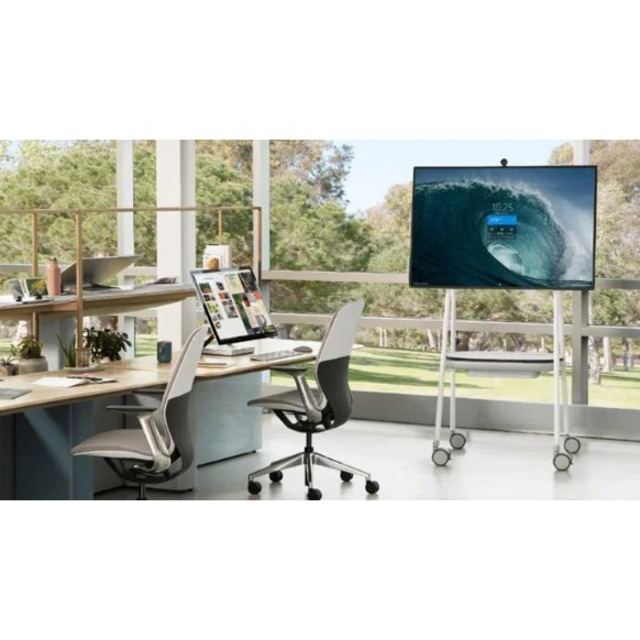 "Microsoft Surface Hub 2S All-in-One Computer - 8 GB RAM - 128 GB SSD - 85"" - Desktop_subImage_18"
