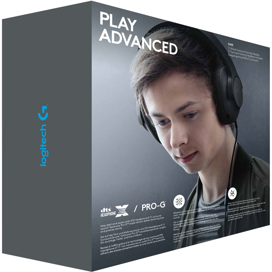 Logitech G433 7.1 Wired Surround Gaming Headset_subImage_20