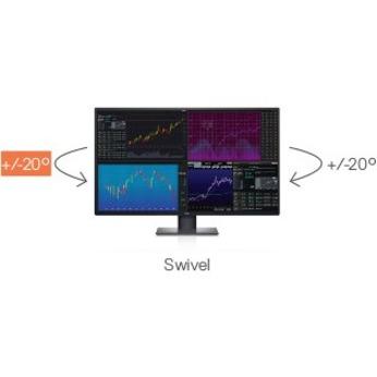 "Dell UltraSharp U4320Q 42.5"" 4K UHD LED LCD Monitor - 16:9_subImage_22"