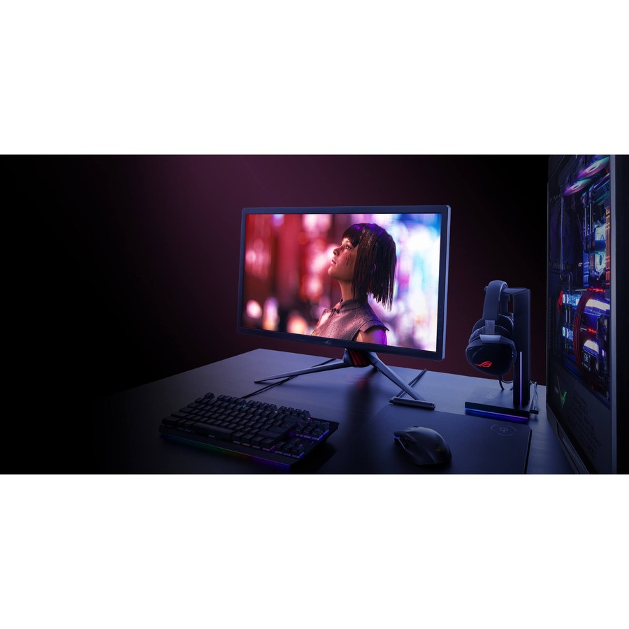 "Asus ROG Strix XG27UQ 27"" 4K UHD LED Gaming LCD Monitor - 16:9 - Black_subImage_20"