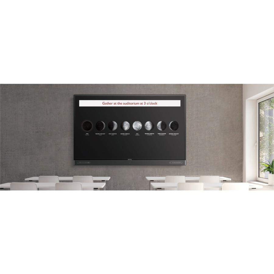 "BenQ RP7502 75"" LCD Touchscreen Monitor - 16:9 - 8 ms_subImage_24"