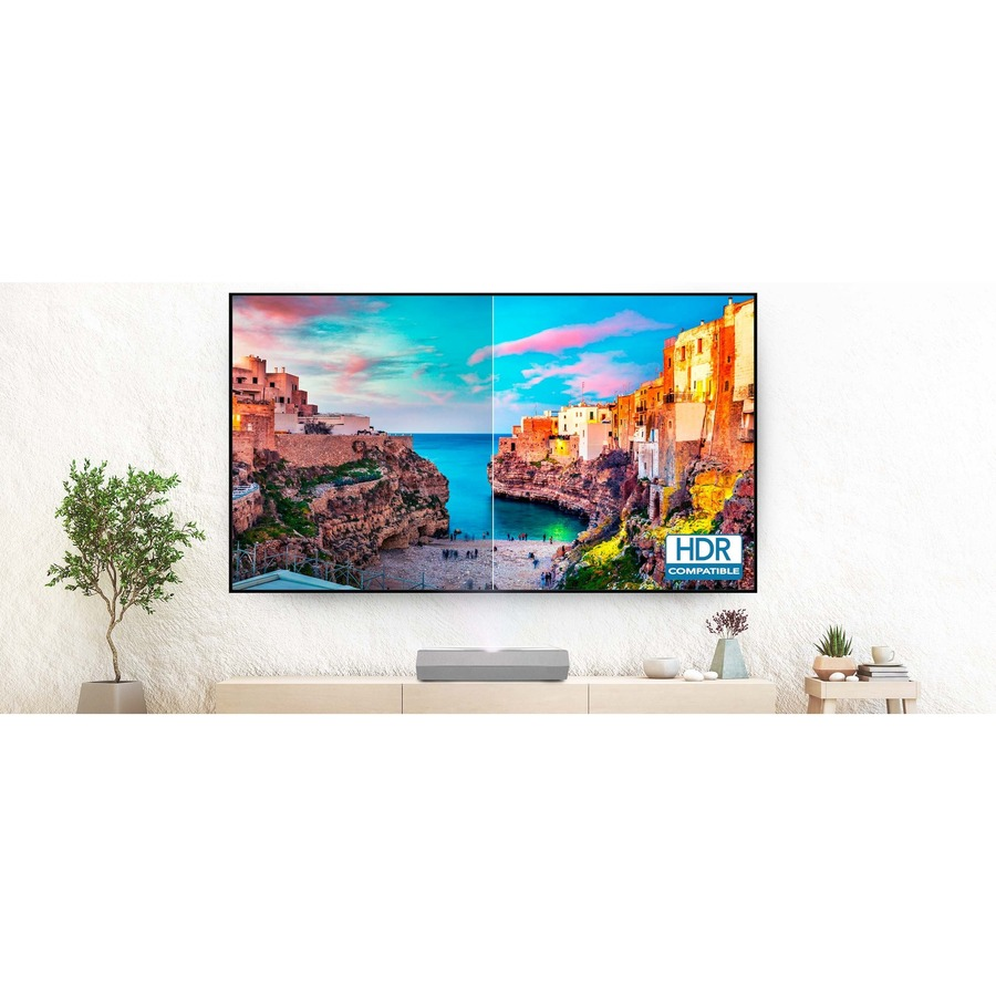 Optoma CINEMAX-P2 3D Ready Ultra Short Throw Laser Projector - 16:9_subImage_23