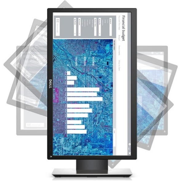 "Dell P2018H 19.5"" HD+ Edge WLED LCD Monitor - 16:9_subImage_23"