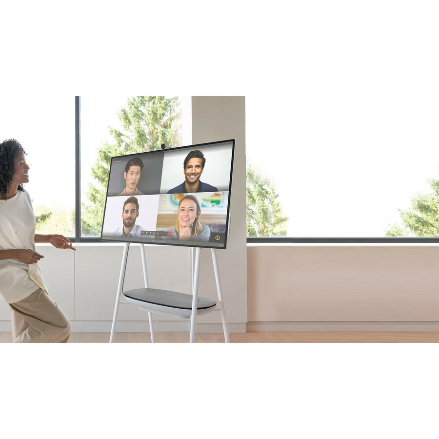 "Microsoft Surface Hub 2S All-in-One Computer - Intel Core i5 8th Gen - 8 GB RAM - 128 GB SSD - 50"" 3840 x 2560 Touchscreen Display - Desktop - Platinum_subImage_23"