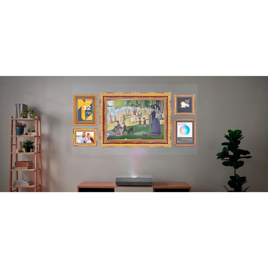 Optoma CINEMAX-P2 3D Ready Ultra Short Throw Laser Projector - 16:9_subImage_25