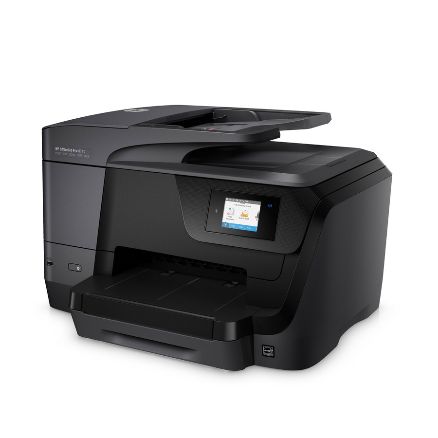 HP Officejet Pro 8710 Inkjet Multifunction Printer