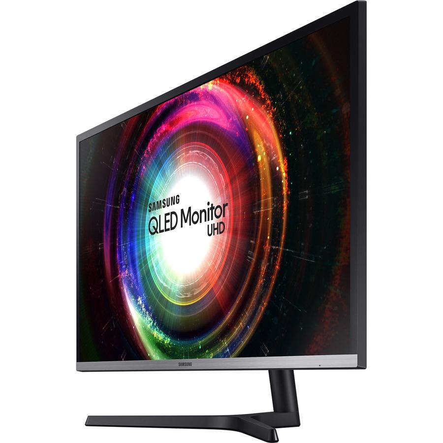 "Samsung U32H850UMN 31.5"" 4K UHD Quantum Dot LED LCD Monitor - 16:9 - Black, Silver_subImage_9"