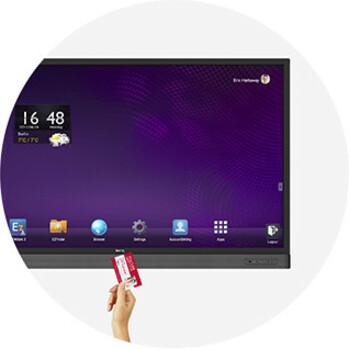 "BenQ RP860K 86"" LCD Touchscreen Monitor - 16:9 - 8 ms_subImage_6"