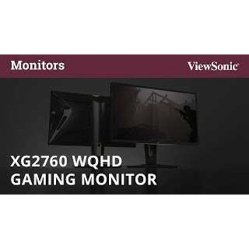 "Viewsonic XG2760 27"" WQHD WLED Gaming LCD Monitor - 16:9_subImage_8"
