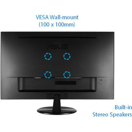 "Asus VP228QG 21.5"" Full HD LED Gaming LCD Monitor - 16:9 - Black_subImage_6"
