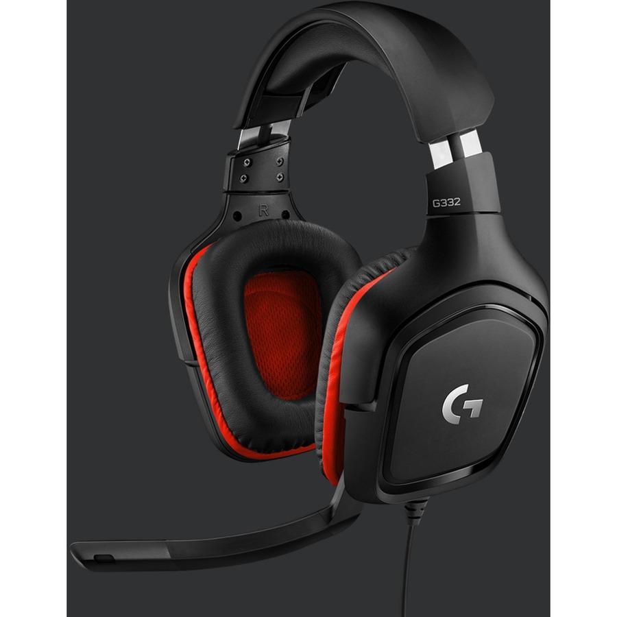 Logitech G332 Gaming Headset_subImage_5