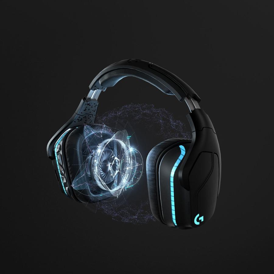 Logitech G935 Wireless 7.1 Surround Lightsync Gaming Headset_subImage_5