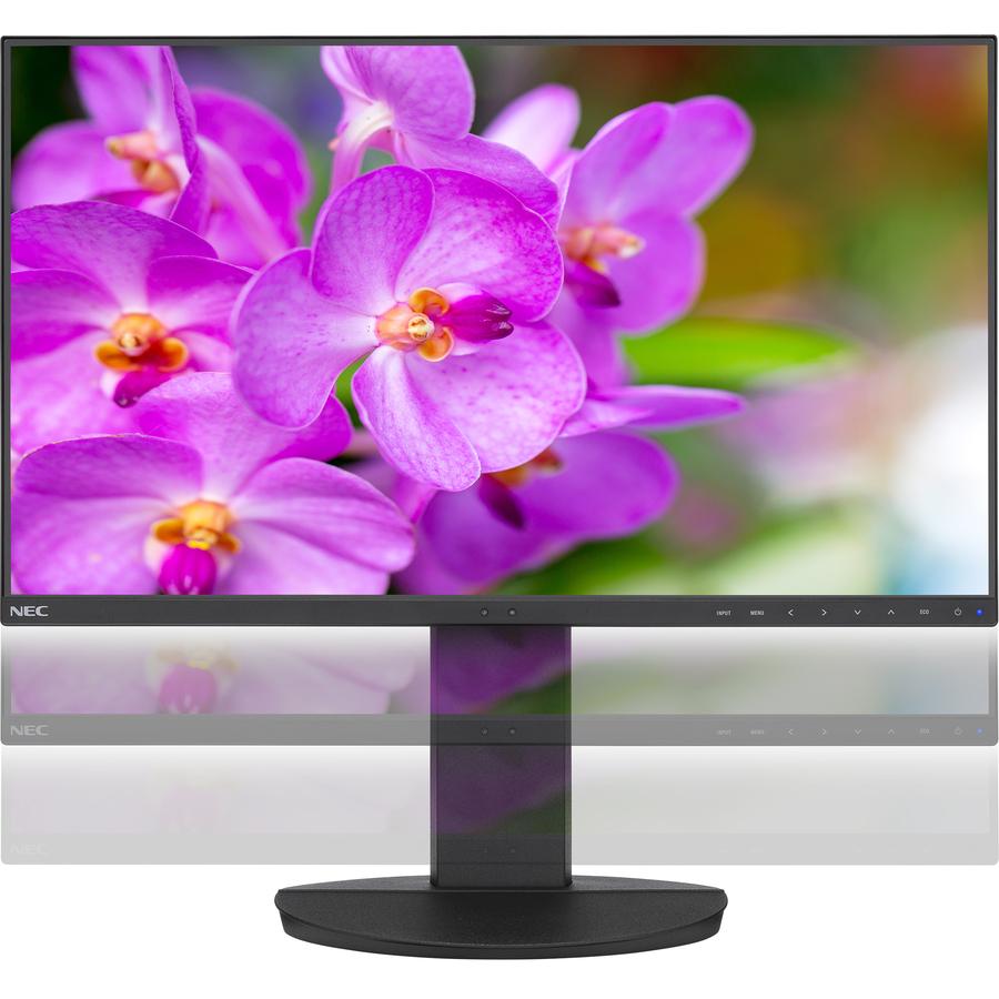 "NEC Display MultiSync EA241F-BK 23.8"" Full HD WLED LCD Monitor - 16:9 - Black_subImage_6"