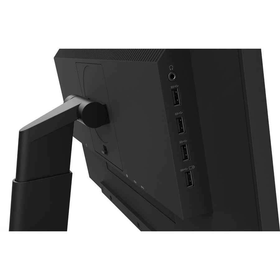 """Lenovo ThinkVision T25m-10 25"""" WUXGA WLED LCD Monitor - 16:10 - Black_subImage_7"""
