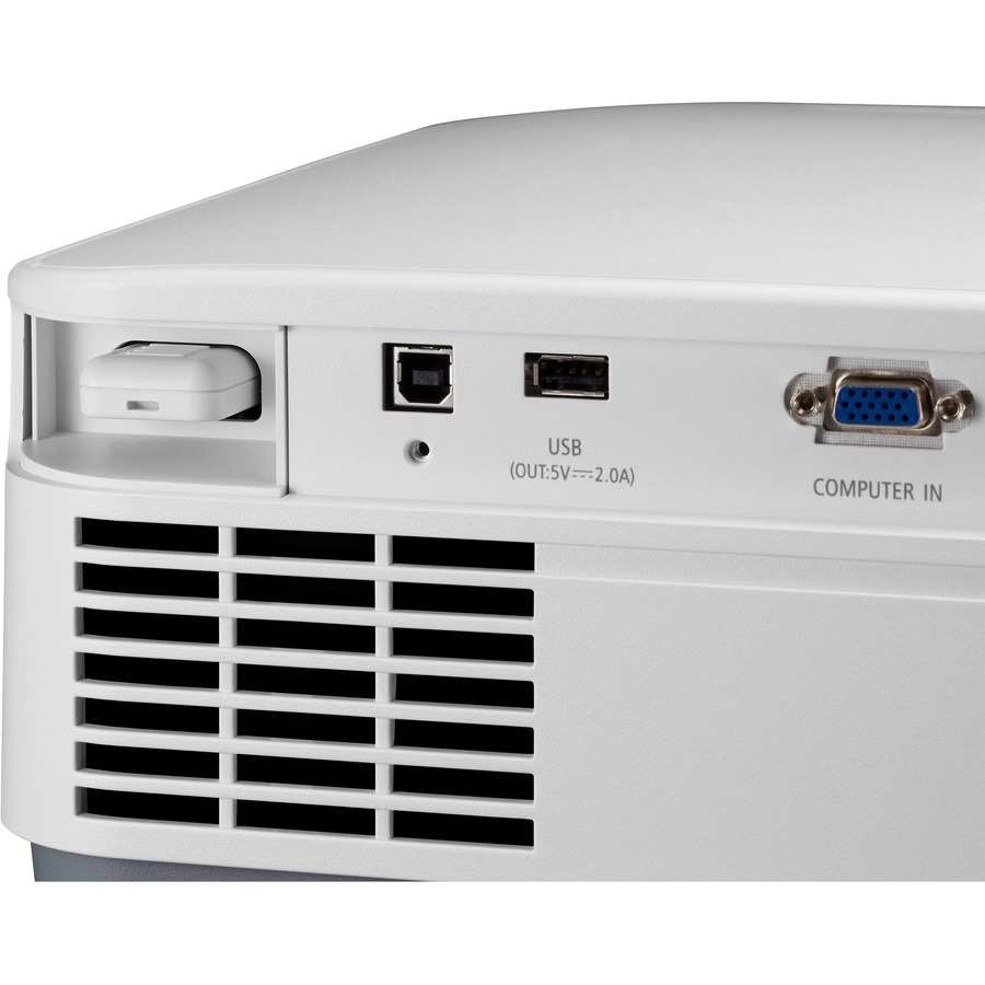 NEC Display NP-PE455UL LCD Projector - 16:10 - White_subImage_8