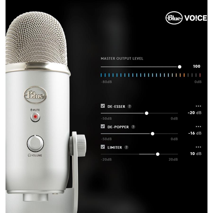 Blue Yeti Wired Condenser Microphone_subImage_3