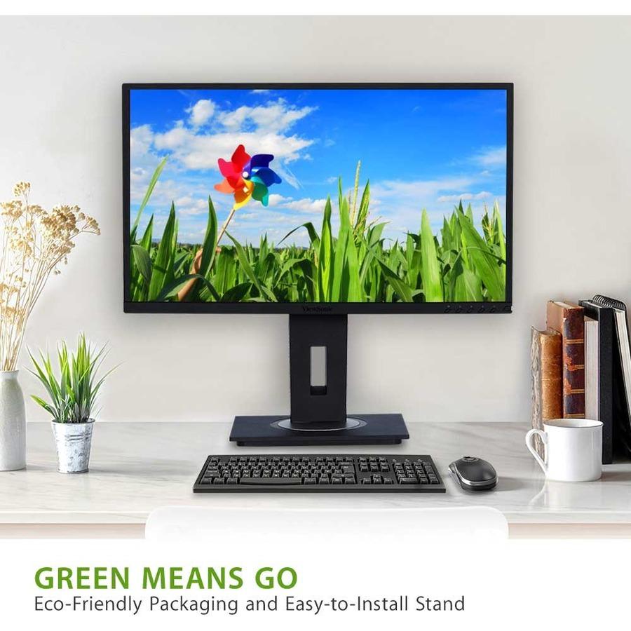 "Viewsonic VG2448-PF 23.8"" Full HD WLED LCD Monitor - 16:9_subImage_7"