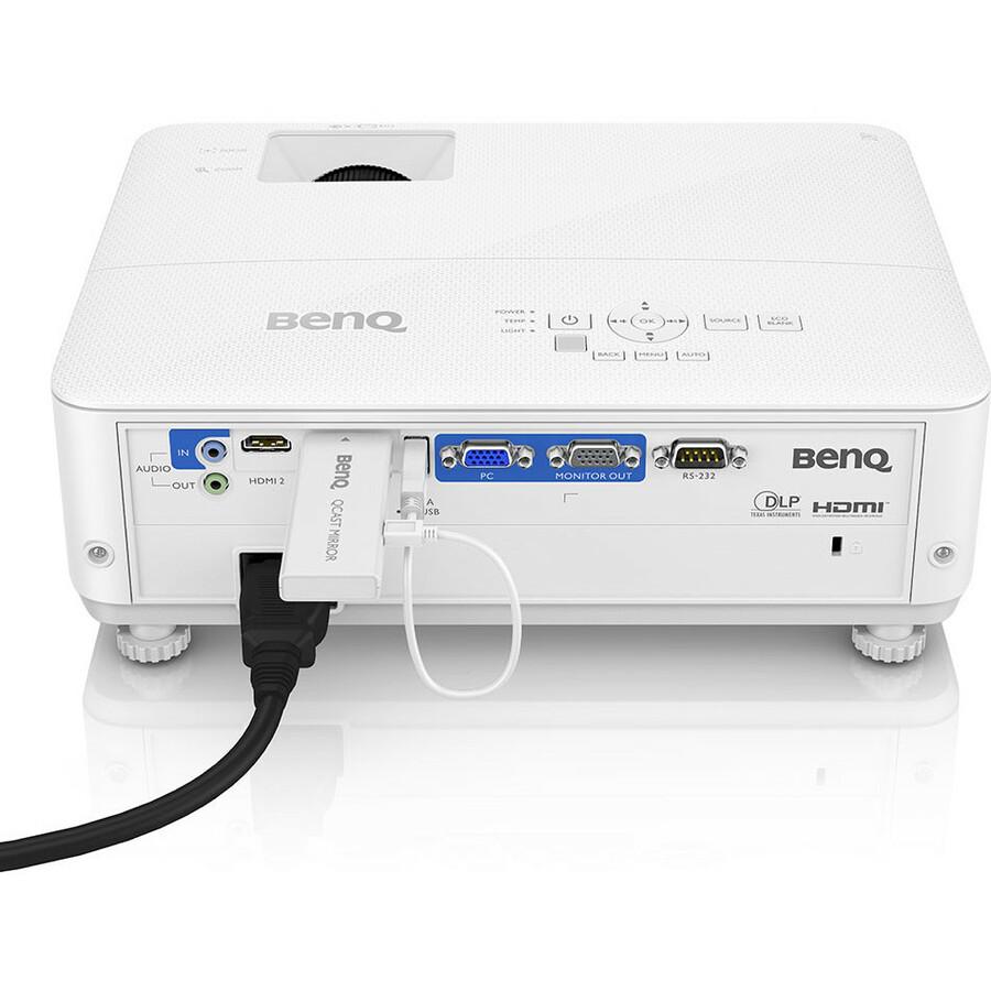 BenQ TH585 3D DLP Projector - 16:9 - White_subImage_9