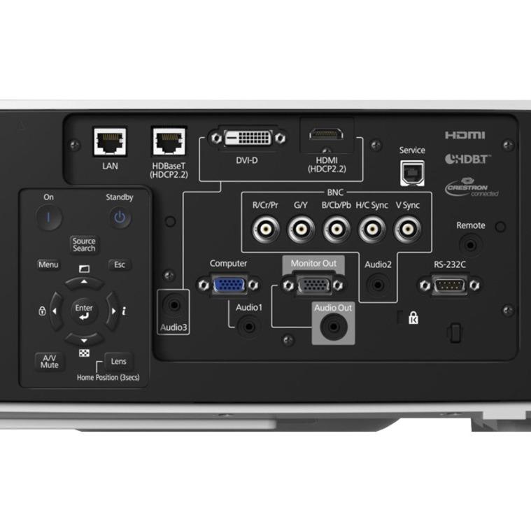 Epson Pro L1060W LCD Projector - 16:10 - White_subImage_8