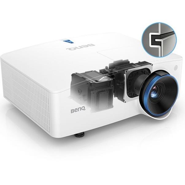 BenQ BlueCore LU930 3D Ready DLP Projector - 16:10 - White_subImage_10