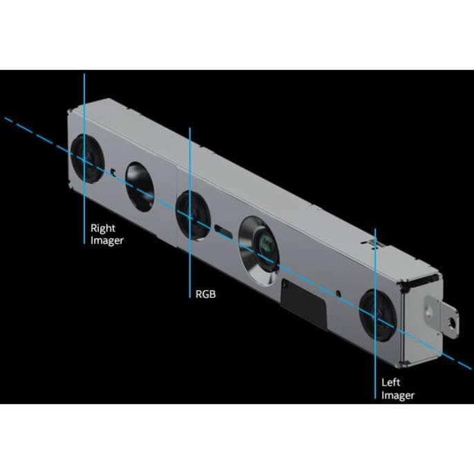 Intel RealSense D455 Webcam - 90 fps - USB 3.1_subImage_7