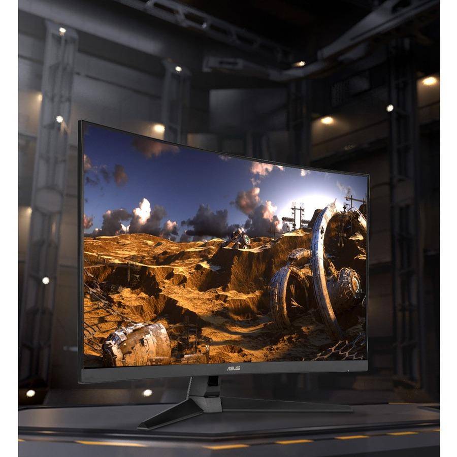 """TUF VG32VQ1B 31.5"""" WQHD Curved Screen LED Gaming LCD Monitor - 16:9 - Black_subImage_7"""