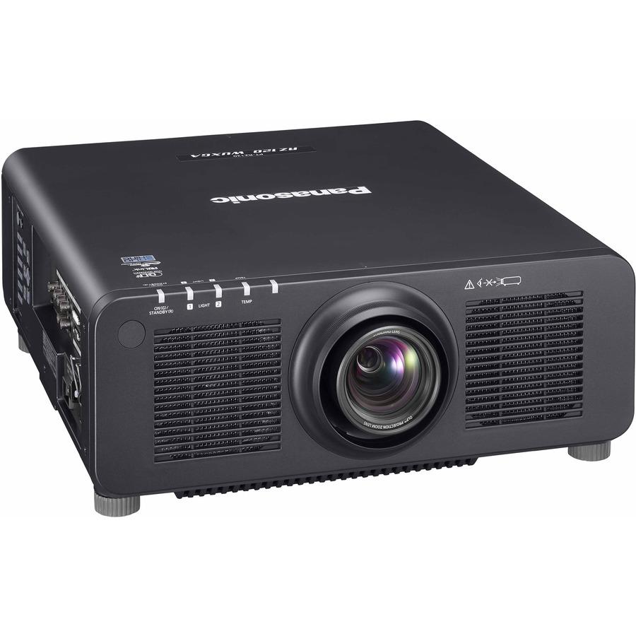 Panasonic SOLID SHINE PT-RZ120 DLP Projector - 16:10 - Black_subImage_7