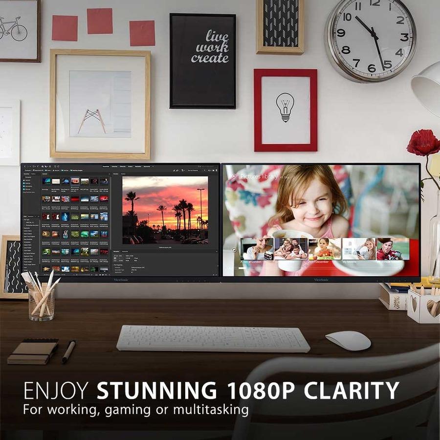 "Viewsonic VA2256-MHD_H2 21.5"" Full HD LED LCD Monitor - 16:9_subImage_7"