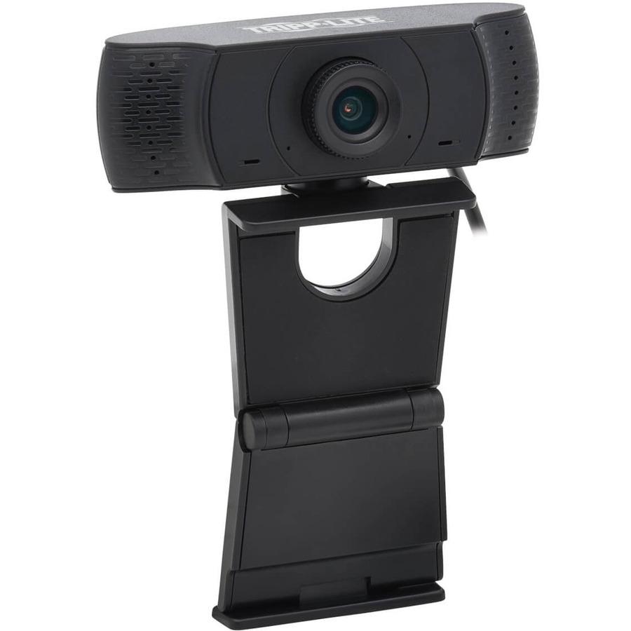 Tripp Lite USB Webcam with Microphone Web Camera for Laptops and Desktop PCs 1080p_subImage_6