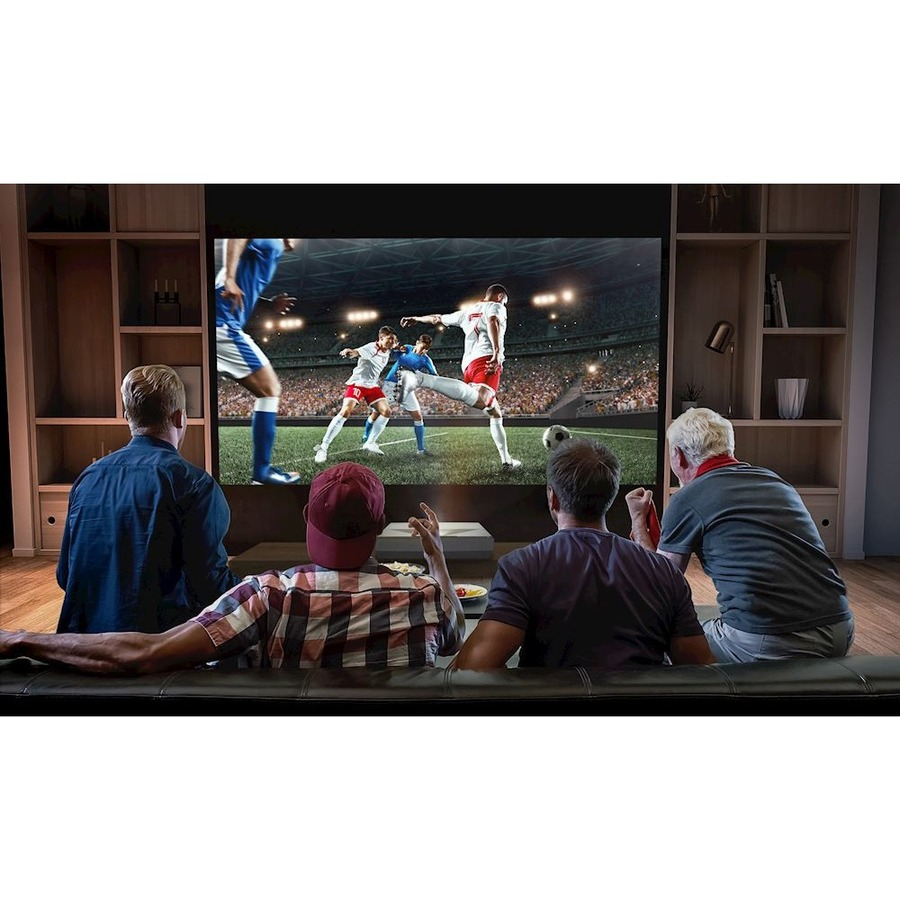 Optoma CINEMAX-P2 3D Ready Ultra Short Throw Laser Projector - 16:9_subImage_27