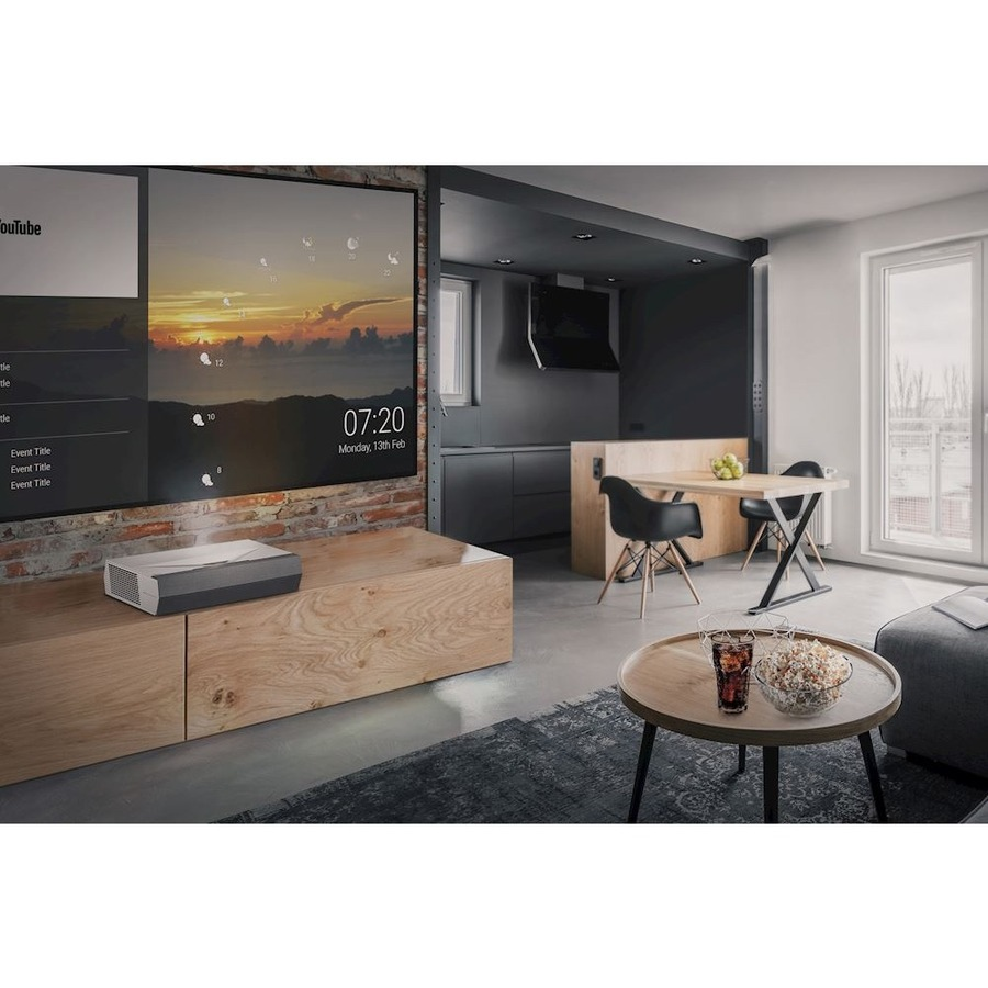 Optoma CINEMAX-P2 3D Ready Ultra Short Throw Laser Projector - 16:9_subImage_29