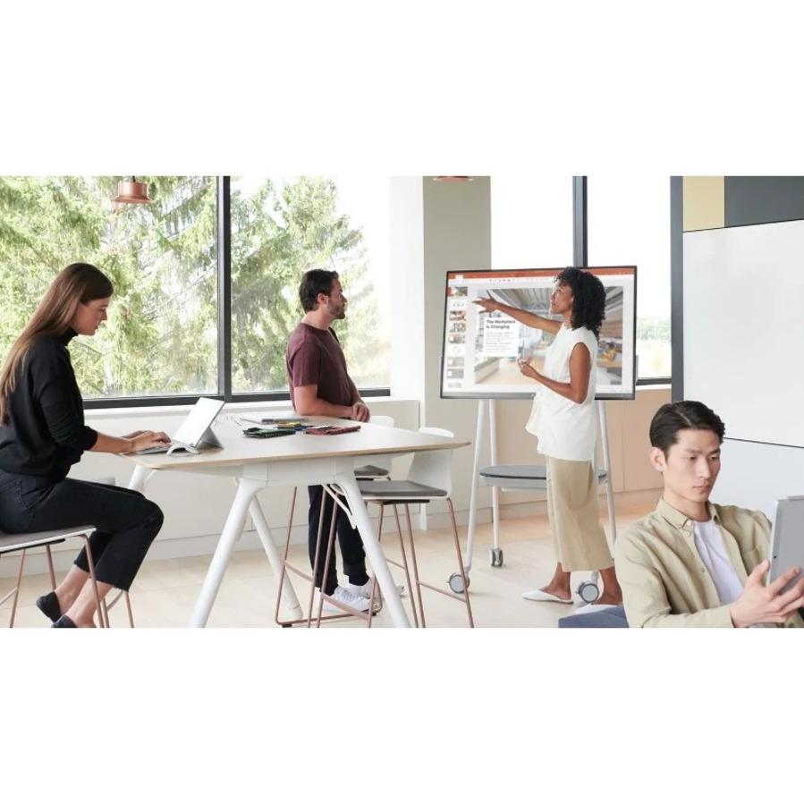 "Microsoft Surface Hub 2S All-in-One Computer - 8 GB RAM - 128 GB SSD - 85"" - Desktop_subImage_27"