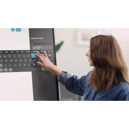 "Microsoft Surface Hub 2S All-in-One Computer - 8 GB RAM - 128 GB SSD - 85"" - Desktop_subImage_28"