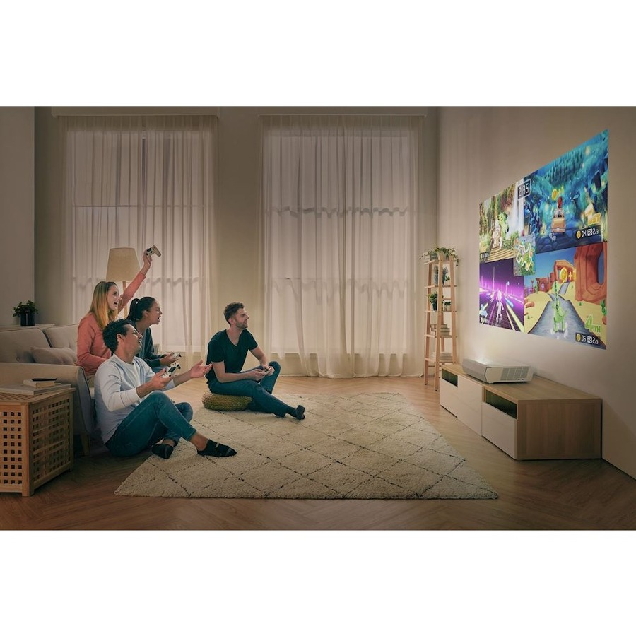 Optoma CINEMAX-P2 3D Ready Ultra Short Throw Laser Projector - 16:9_subImage_31