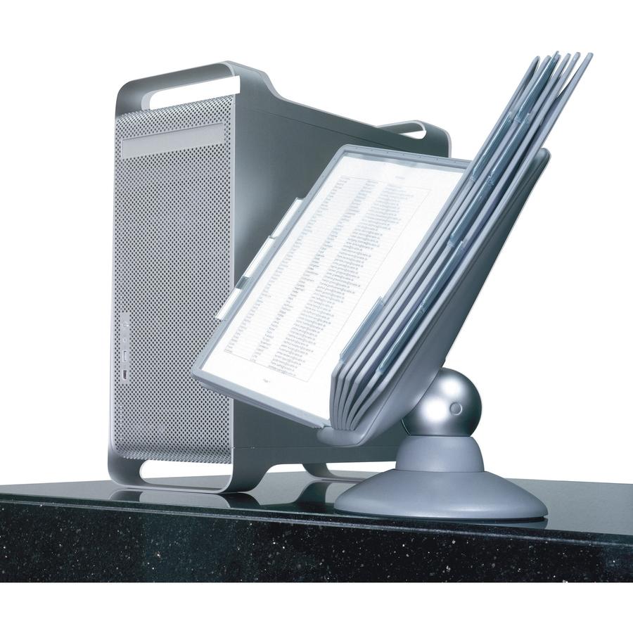 Durable Sherpa Motion Desk Reference System Servmart