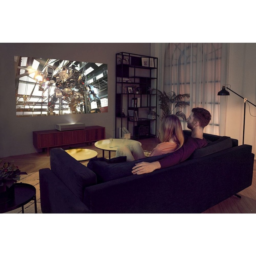 Optoma CINEMAX-P2 3D Ready Ultra Short Throw Laser Projector - 16:9_subImage_32