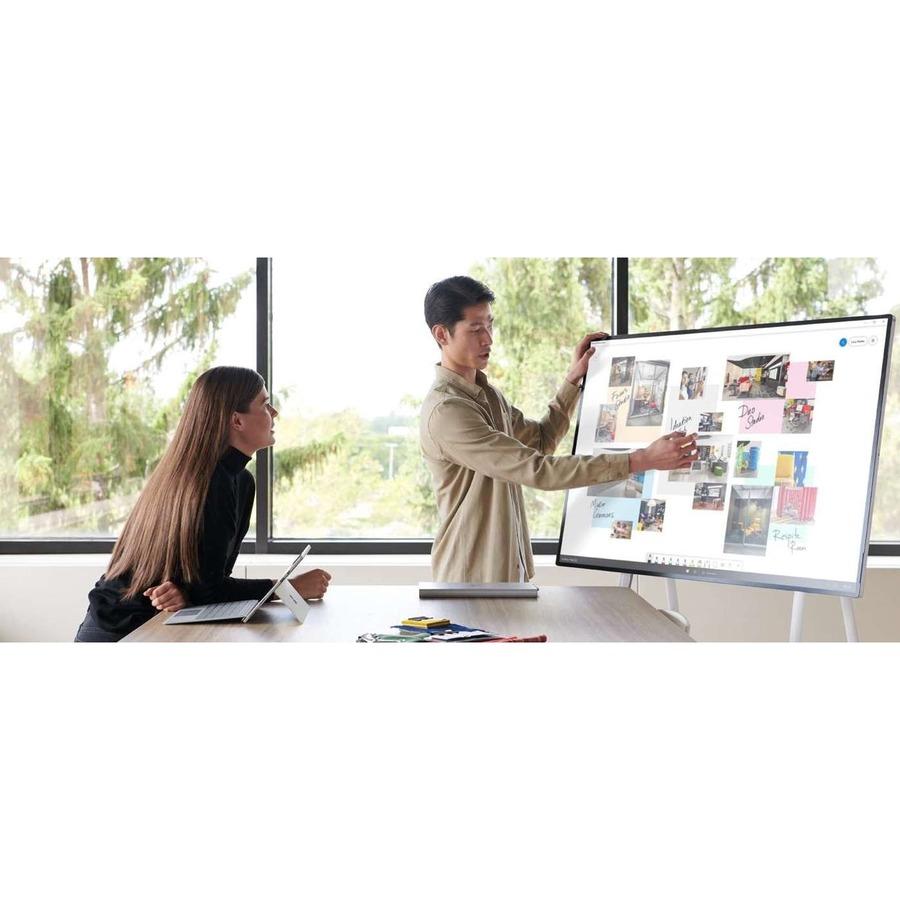"Microsoft Surface Hub 2S All-in-One Computer - 8 GB RAM - 128 GB SSD - 85"" - Desktop_subImage_30"