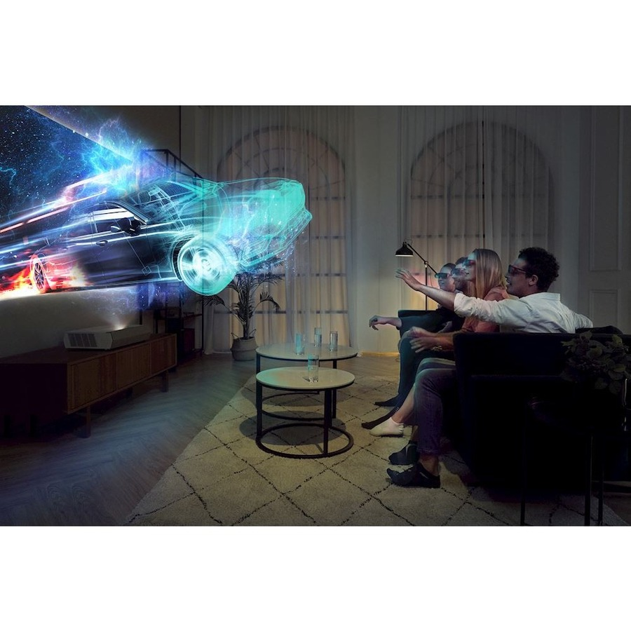 Optoma CINEMAX-P2 3D Ready Ultra Short Throw Laser Projector - 16:9_subImage_34