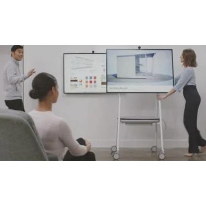 "Microsoft Surface Hub 2S All-in-One Computer - 8 GB RAM - 128 GB SSD - 85"" - Desktop_subImage_33"