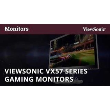 "Viewsonic VX2457-mhd 24"" Full HD LED LCD Monitor - 16:9 - Black_subImage_10"