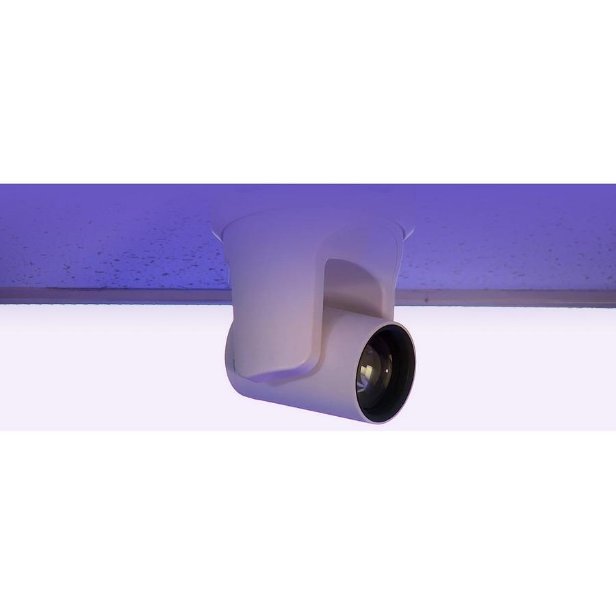 PTZOptics PT20X-USB-WH-G2 Video Conferencing Camera - 2.1 Megapixel - 60 fps - White - USB 3.0_subImage_6