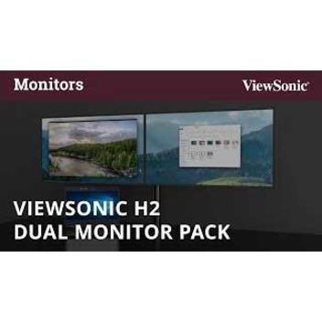 "Viewsonic VA2452Sm_H2 24"" Full HD LED LCD Monitor - 16:9_subImage_7"