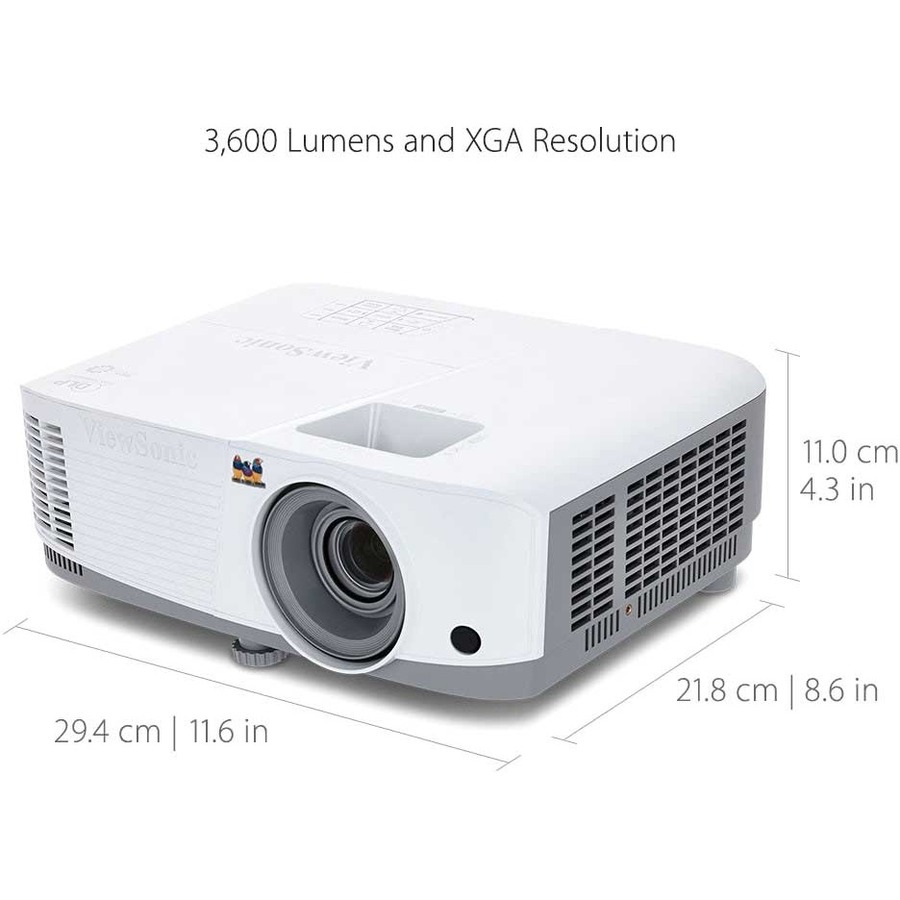 Viewsonic PA503X 3D Ready DLP Projector - 4:3_subImage_10