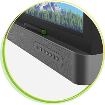 "BenQ RP860K 86"" LCD Touchscreen Monitor - 16:9 - 8 ms_subImage_7"