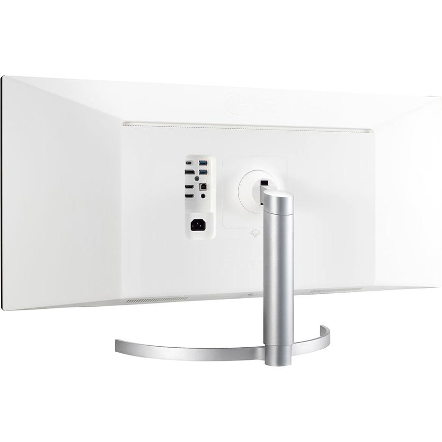 "LG Ultrawide 34BK95U 34"" Double Full HD (DFHD) LED LCD Monitor - 21:9 - Black, Silver_subImage_7"