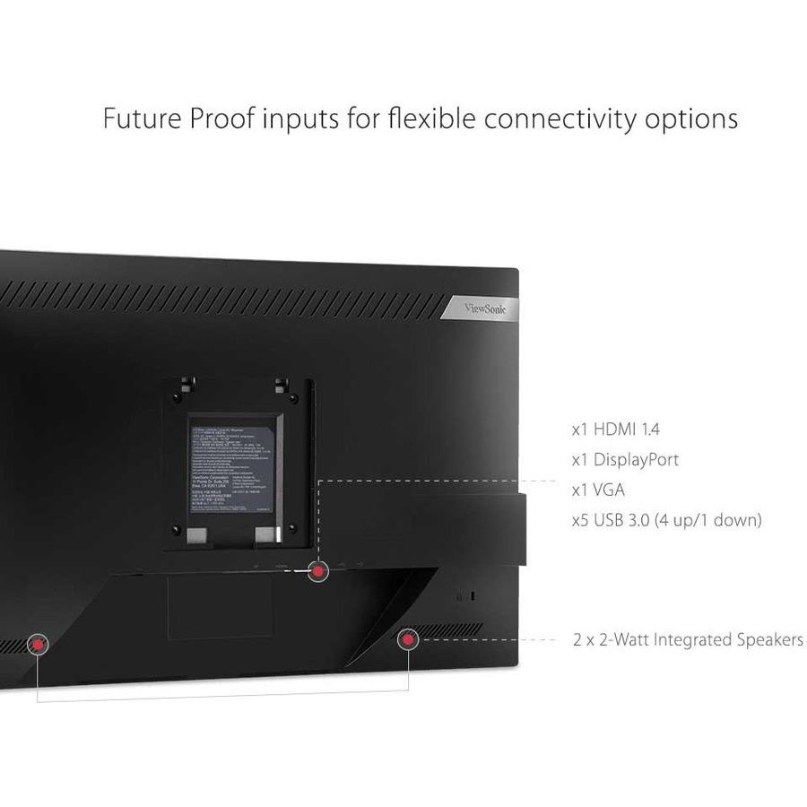 "Viewsonic VG2448_H2 24"" Full HD WLED LCD Monitor - 16:9_subImage_7"